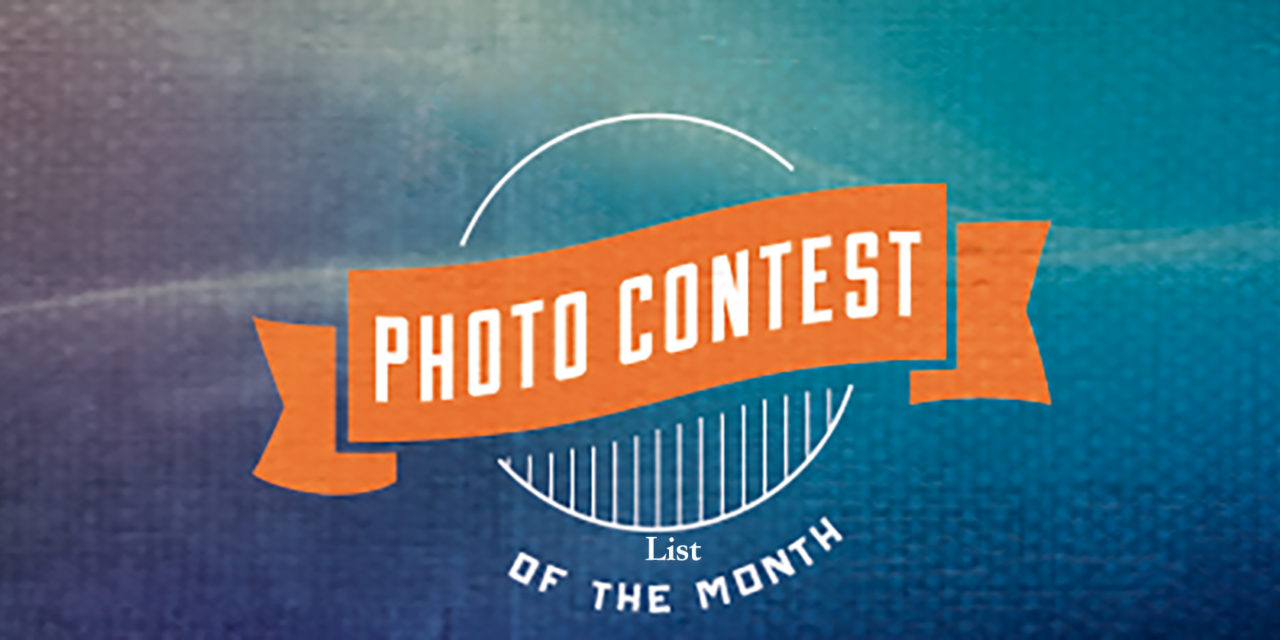 21 best photography contests in July 2017