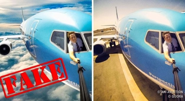 13 Famous Photos That Are Actually Fake